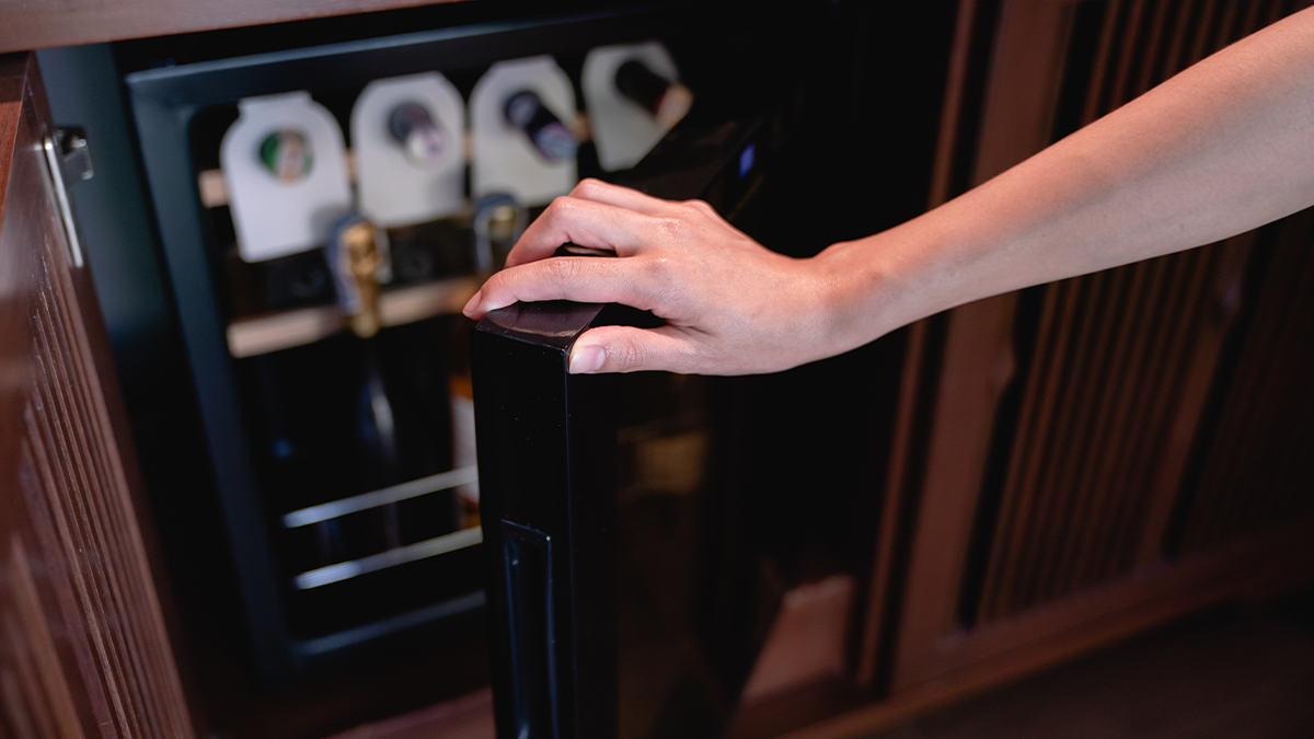 The science of the mind behind purchasing a Bar Fridge