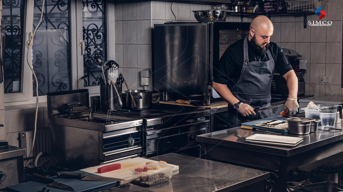 8 Must-Have Commercial Kitchen Equipment for Every Industrial Kitchen