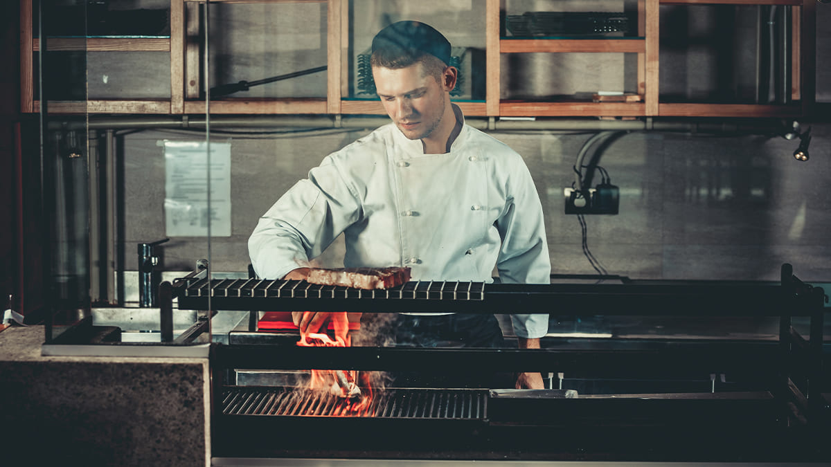 Commercial Gas Char Grills – Features & Benefits