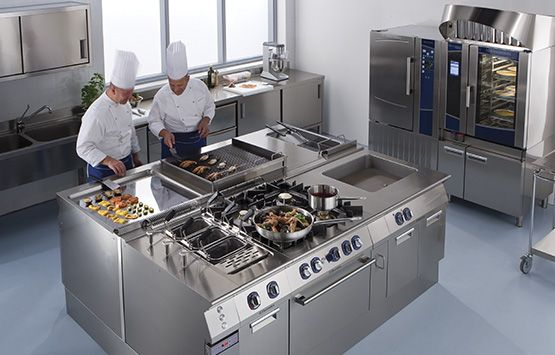 Types of ignition commercial gas burner with ovens