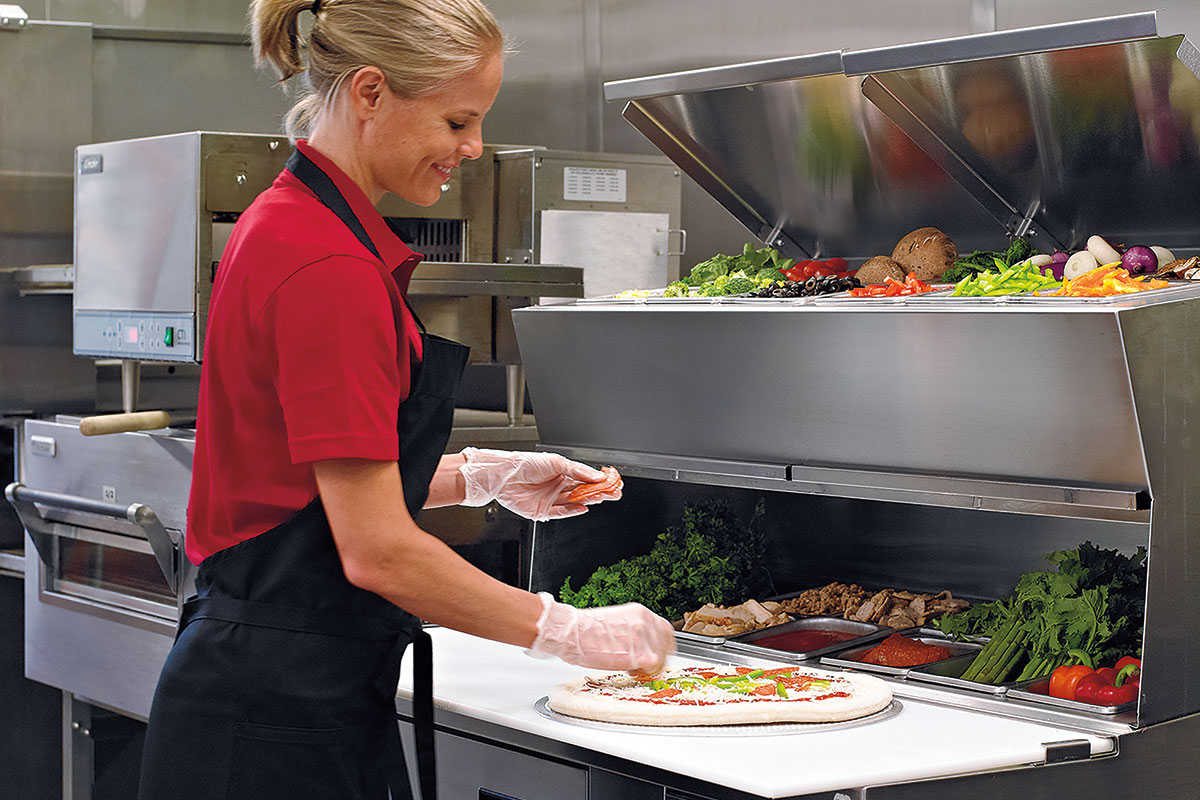 Commercial Pizza Prep Tables – All You Need to Know