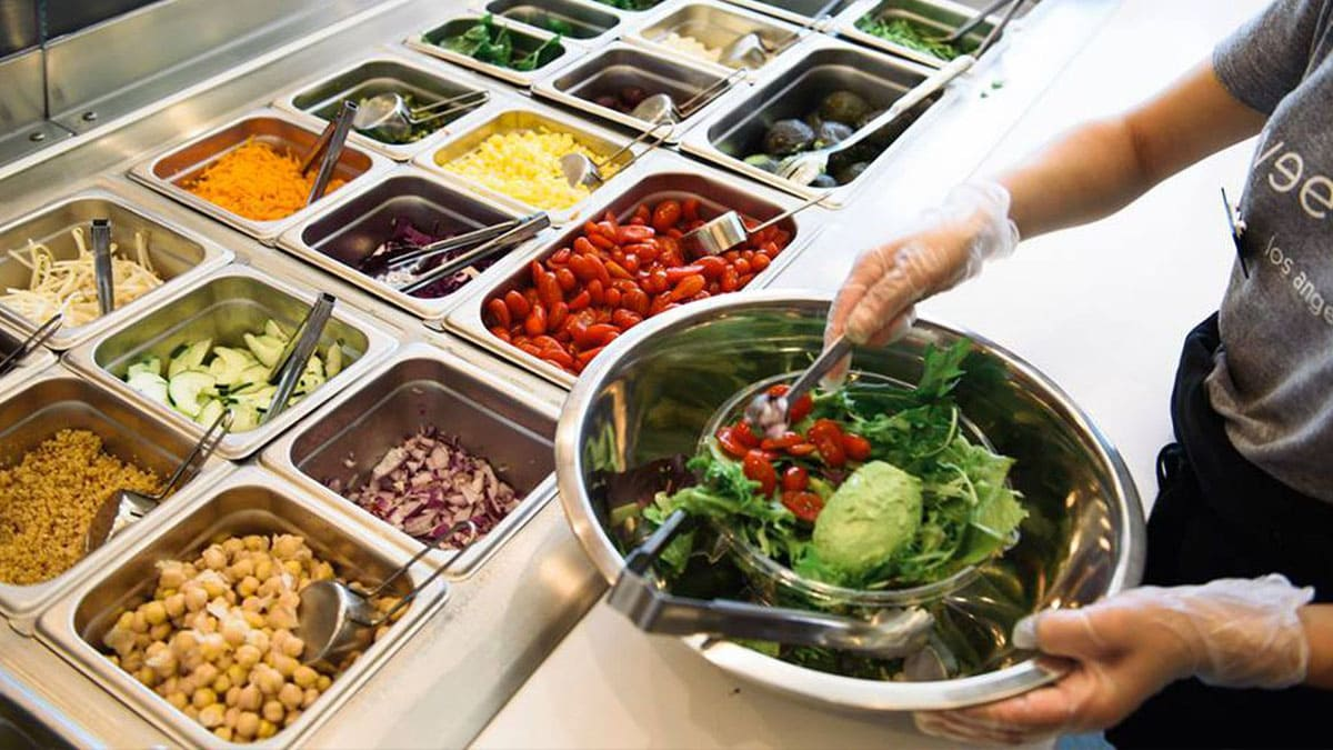 Commercial Salad Bars – Why Do Your Kitchen Needs One?