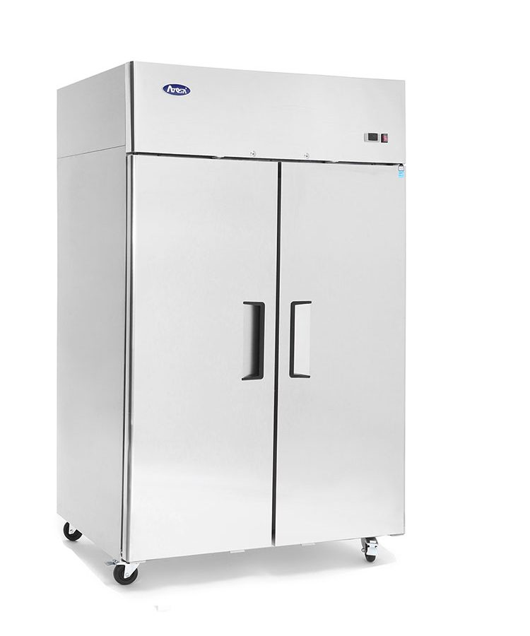 Top Mounted 2 Door Freezer 1314 mm