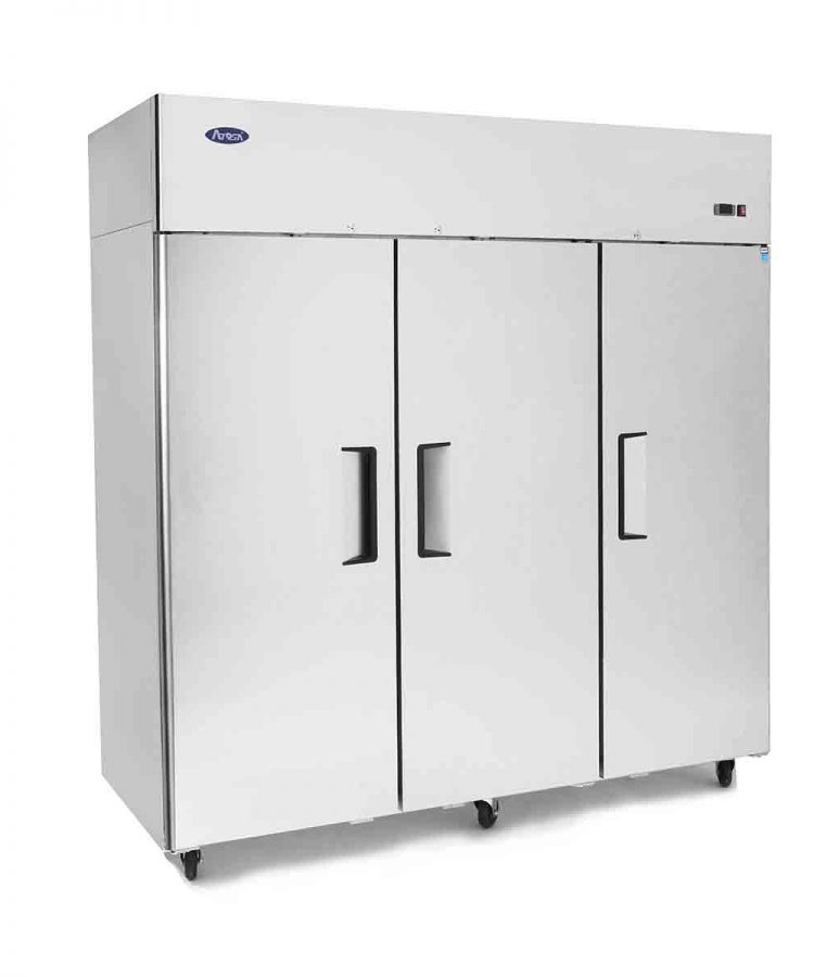 Top Mounted 3 Door Freezer 1976 mm