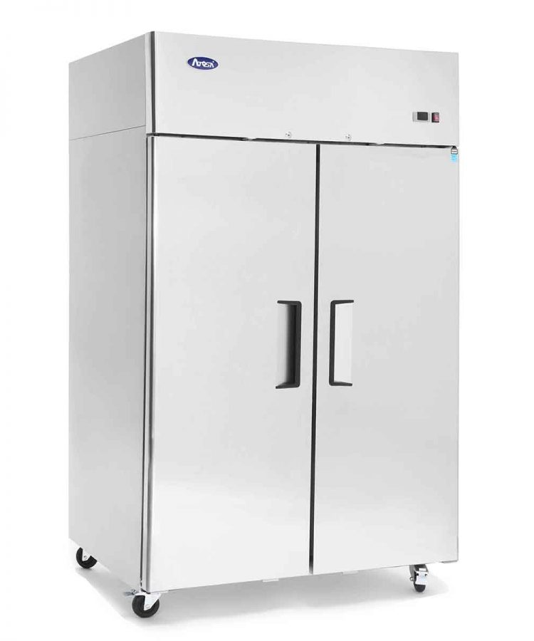 Top Mounted 2 Door Refrigerator 1314 mm