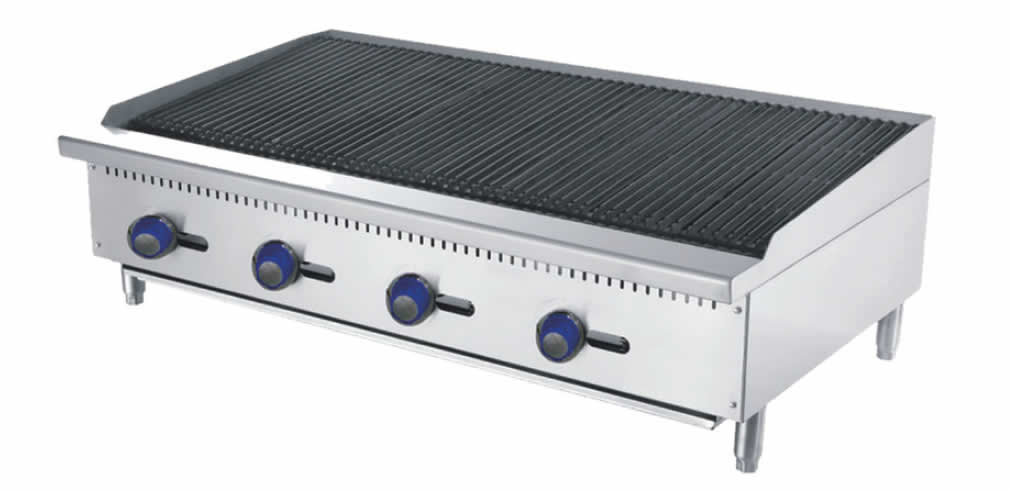 1220mm Radiant Broiler W1220 x D700 x H385|COOKRITE