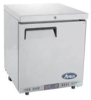 Chiller Freezer Cabinet