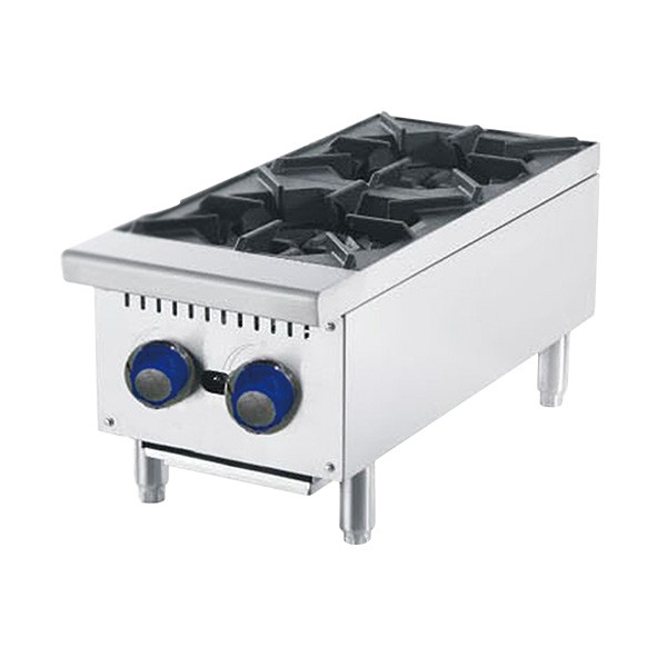 2 Burner Cook Tops W310 x D700 x H333|COOKRITE