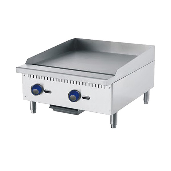 610mm Griddle W610 x D725 x H385|COOKRITE