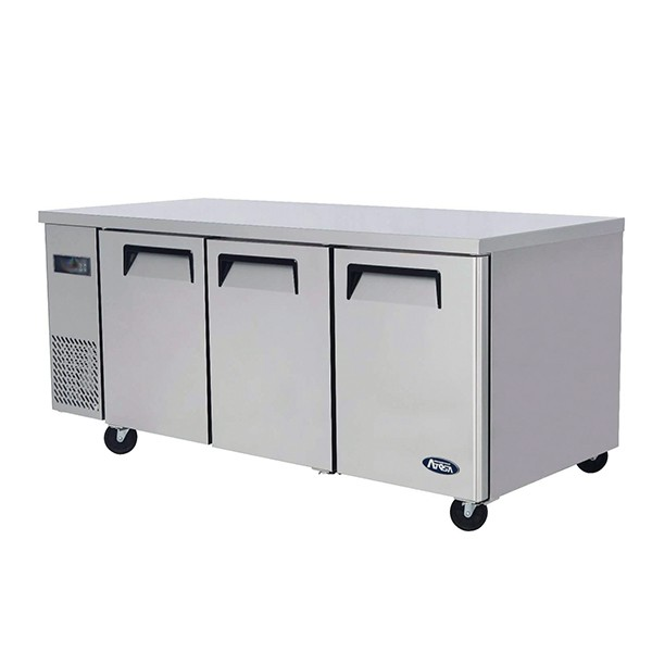 Undercounter Freezer 1800 mm