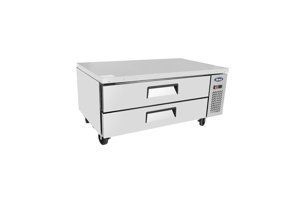 Chef Base 2 Drawers 1230 mm