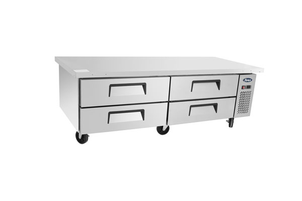 Chef Base 4 Drawers 1840 mm
