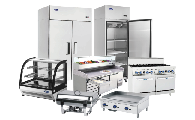 benchtop catering equipment supplier